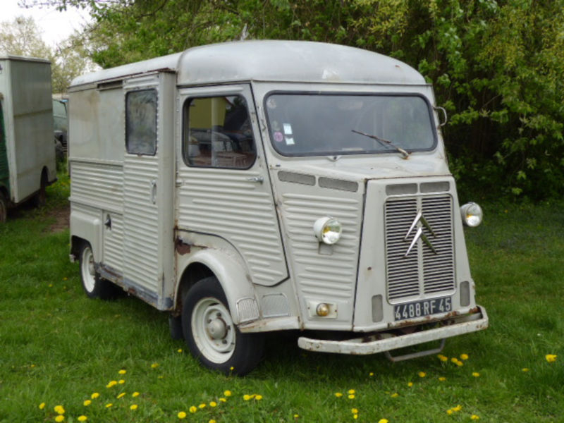 26619941cc 1979 Citroen HY Camionette is listed Sold on ClassicDigest in Rue ...