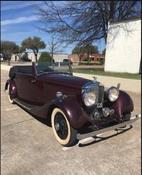 Bentley 3 1/2 Litre 1934
