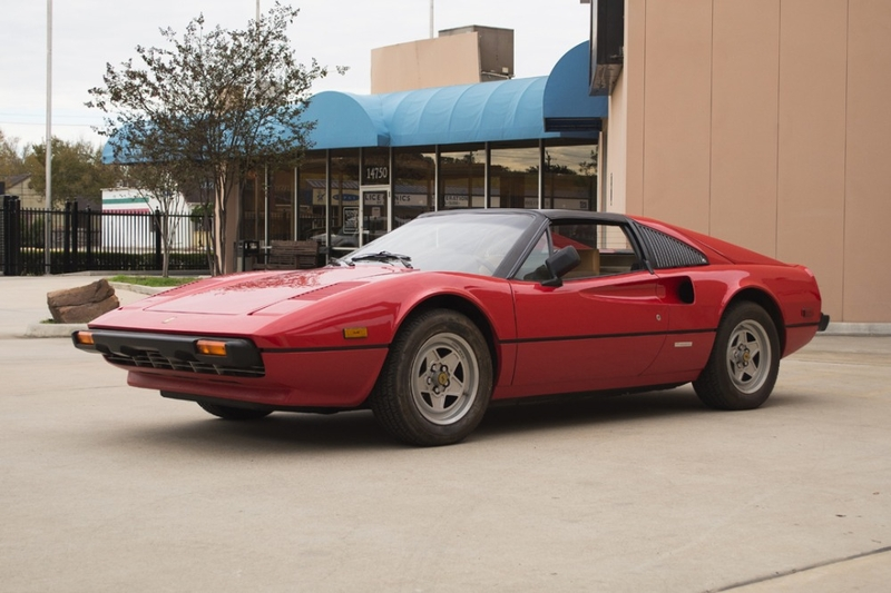 Ferrari 308 Gts For Sale >> 1982 Ferrari 308 Gts Is Listed For Sale On Classicdigest In New York By Gullwing Motor Cars For 49500