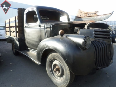 Chevrolet Pick Up 1946