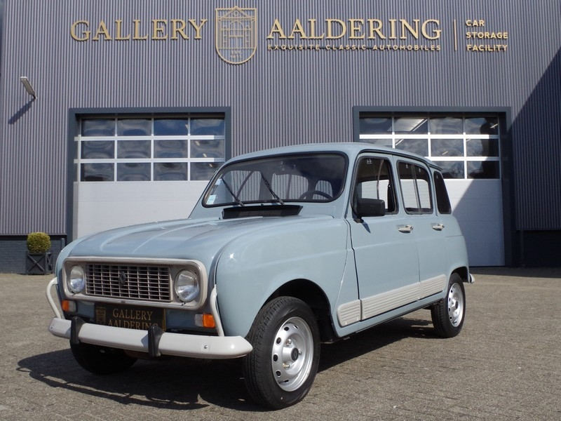 1989 Renault 4 Is Listed Sold On ClassicDigest In Brummen