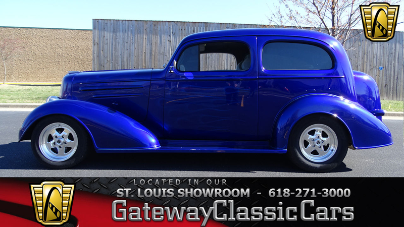 1936 Chevrolet Sedan is listed Sold on ClassicDigest in OFallon by