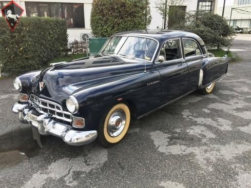 Cadillac Fleetwood 1948