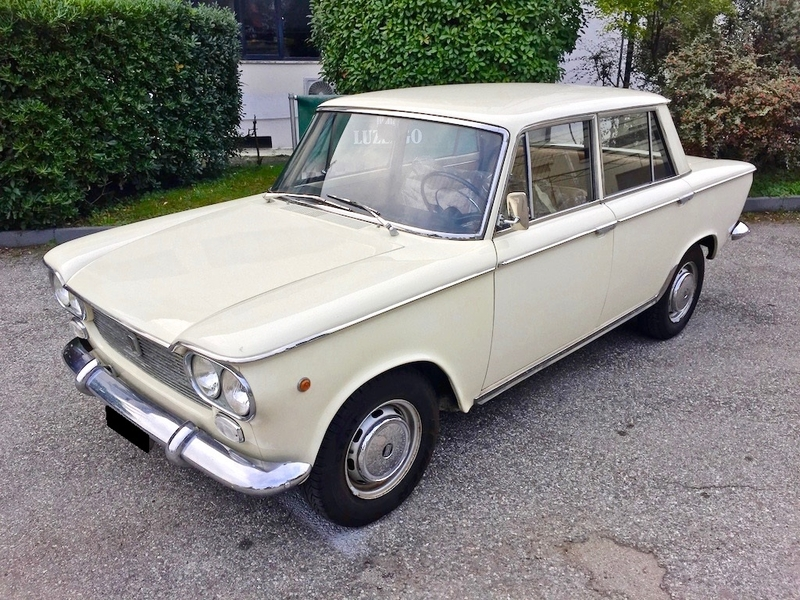 1961 Fiat 1500 Is Listed Sold On Classicdigest In Brescia By Luzzago