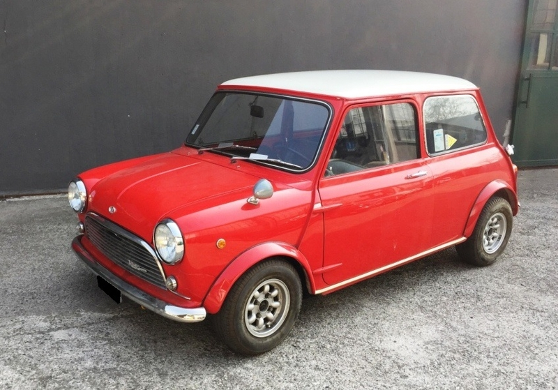 1967 Innocenti Mini Is Listed Sold On Classicdigest In Brescia By