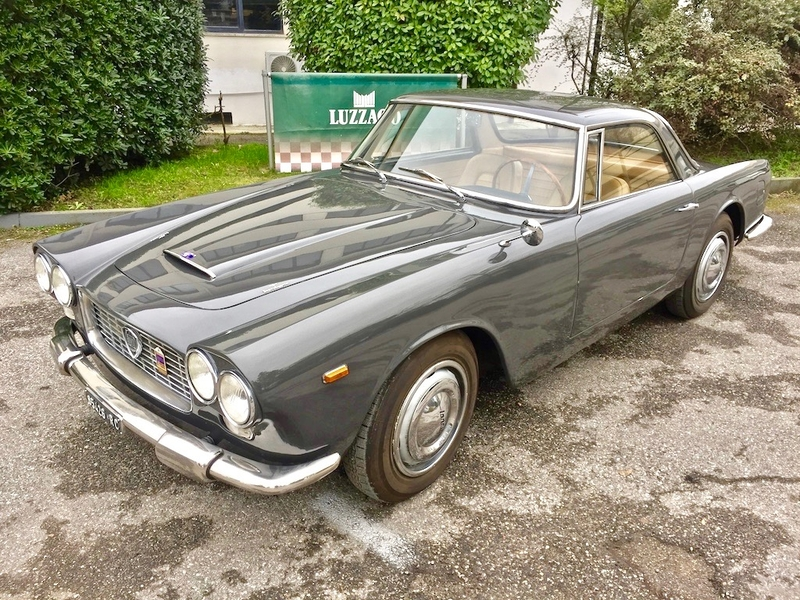 1963 Lancia Flaminia is listed For sale on ClassicDigest in BRESCIA ...