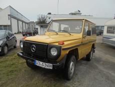 Mercedes-Benz Geländewagen 1980