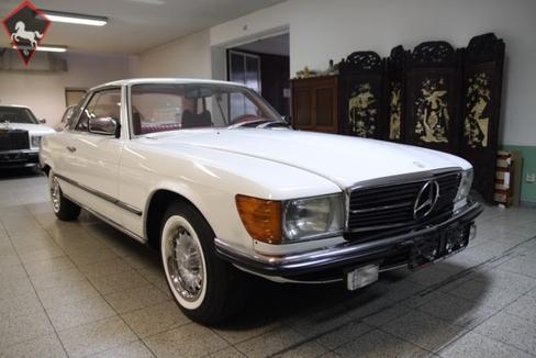 Mercedes-Benz 280SLC w107 1978