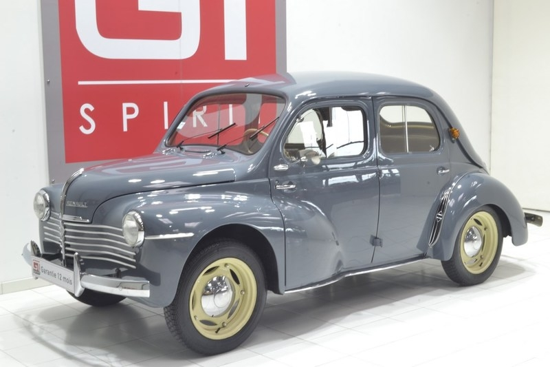 1949 Renault 4CV is listed Sold on ClassicDigest