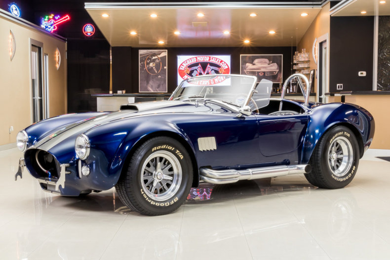 1965 Shelby Cobra 427 Is Listed Sold On Classicdigest In Plymouth By
