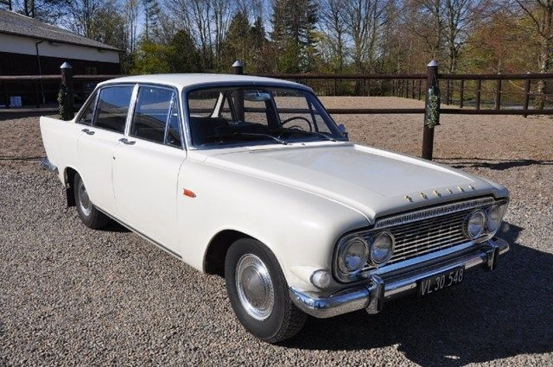 1965 Ford Zephyr Is Listed Sald On Classicdigest In A Dalen 23dk