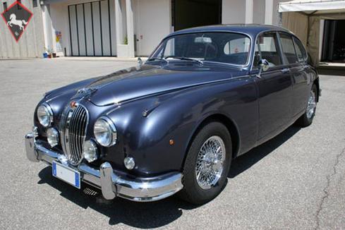 Jaguar MkII 1962