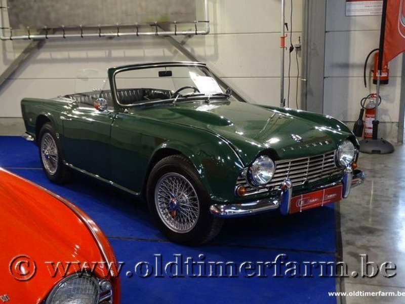 1965 Triumph TR4 is listed For sale on ClassicDigest in Aalter by  Oldtimerfarm for €29950