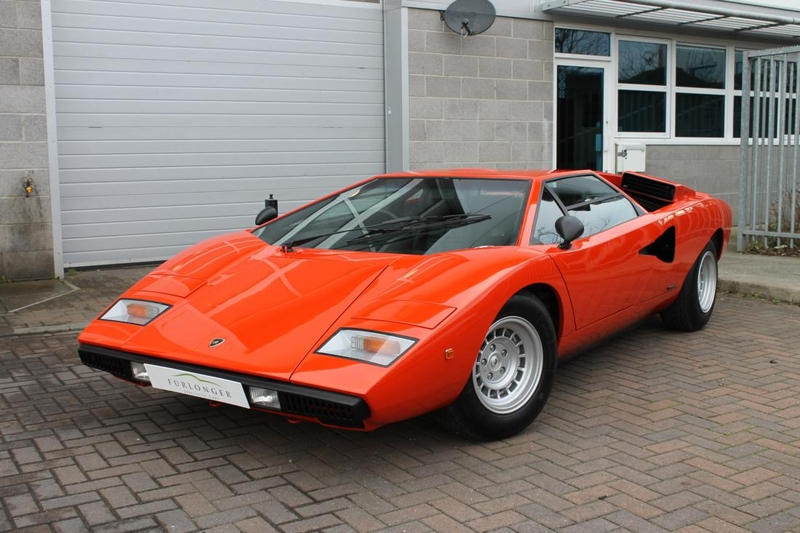 1975 Lamborghini Countach Is Listed Sold On Classicdigest In Kent By