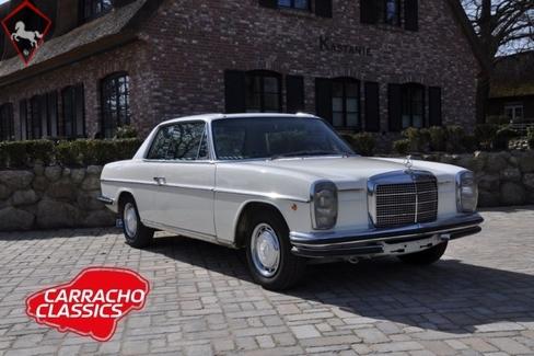 Mercedes-Benz 250 w114 1970