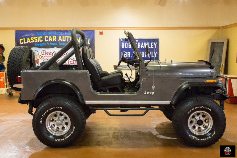 Cj7 Jeep For Sale >> 1986 Jeep Cj7 Is Listed For Sale On Classicdigest In Orlando By Just Toys Classic Cars For 22995