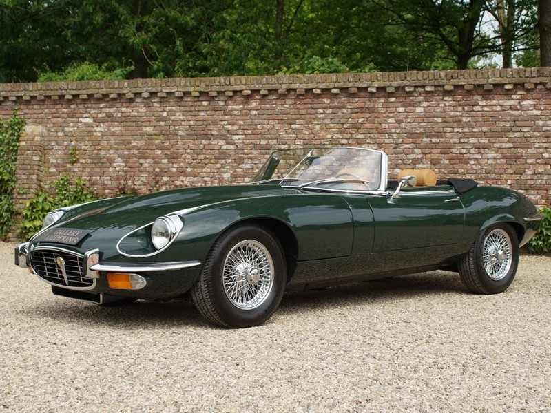 Swell 1972 Jaguar E Type Xke Is Listed Sold On Classicdigest In Brummen By Wiring Digital Resources Ommitdefiancerspsorg