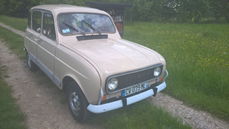 Renault 4 1985