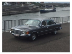 Mercedes-Benz 450SEL 6.9 w116 1978