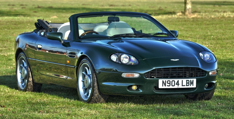 1996 Aston Martin Db7 Is Listed Verkauft On Classicdigest In Grays By Vintage Prestige For 35000 Classicdigest Com