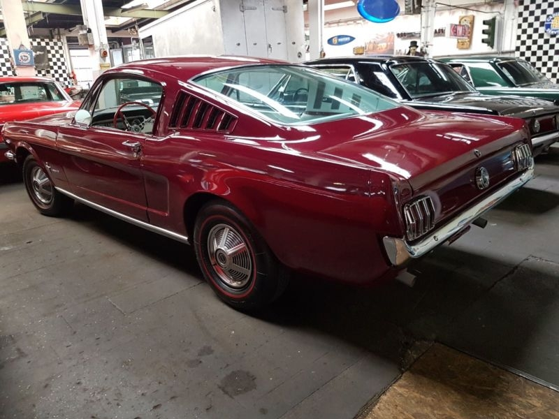 1965 Ford Mustang is listed For sale on ClassicDigest in Rudolfstrasse  1-7DE-52070 Aachen by US-CAR-ONE for €36500