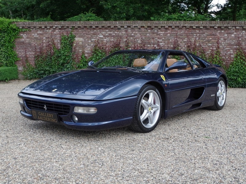 1995 Ferrari F355 Is Listed Sold On Classicdigest In Brummen By