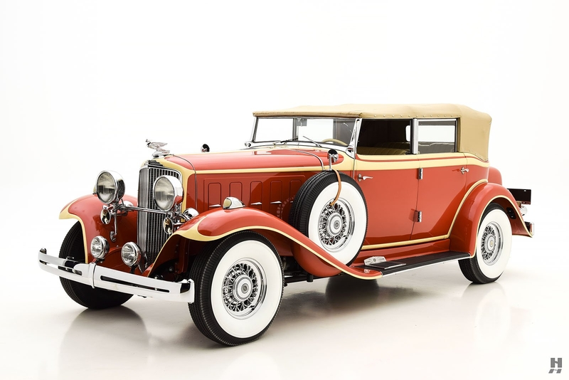 1932 nash ambassador is listed s ld on classicdigest in st for Hyman motors st louis