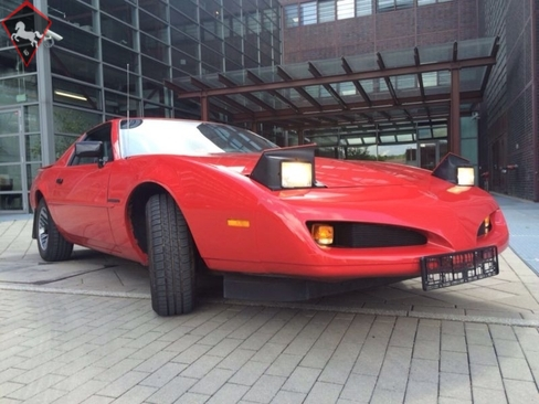 Pontiac Firebird 1991