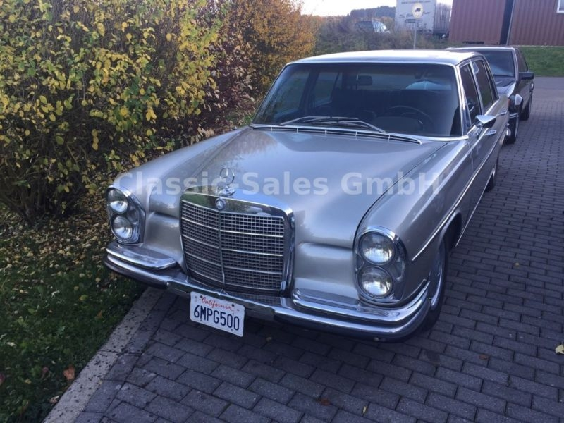 1968 mercedes benz 300sel 6 3 w109 is listed for sale on. Black Bedroom Furniture Sets. Home Design Ideas