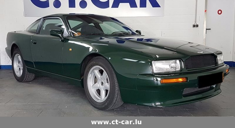 1990 Aston Martin Virage Is Listed Verkauft On Classicdigest In 95 Rue Des Bruyèreslu 1274 Howald By Auto Dealer For 80000 Classicdigest Com