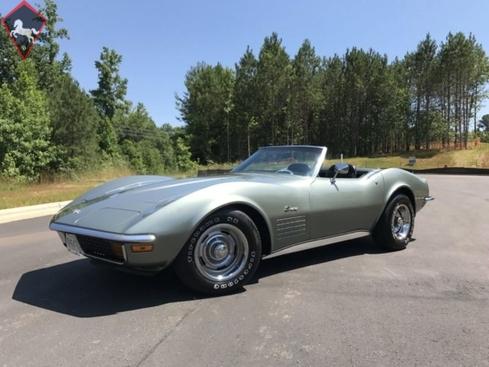 1971 corvette c3 is listed verkauft on classicdigest in. Black Bedroom Furniture Sets. Home Design Ideas