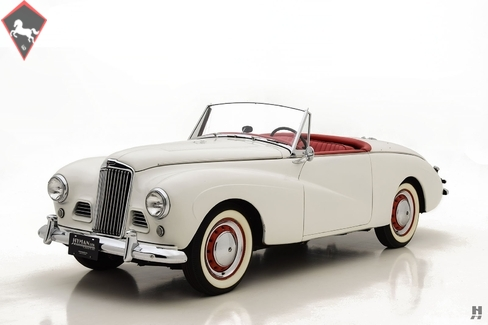 1954 sunbeam alpine is listed sold on classicdigest in st for Hyman motors st louis
