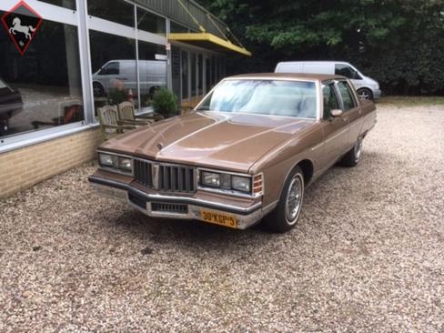 Pontiac Bonneville 1981