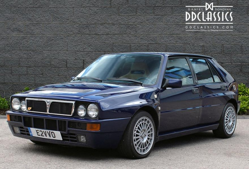 1995 Lancia Delta Is Listed Sold On Classicdigest In Surrey By Dd