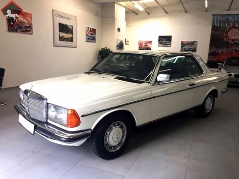 Mercedes-Benz 280 w123 1983