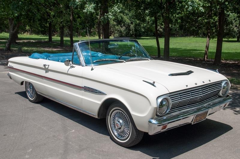Mustang De 1963