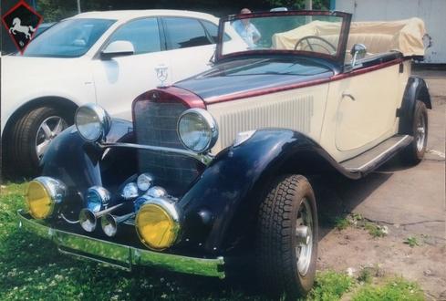 Mercedes-Benz 200 w21 1937