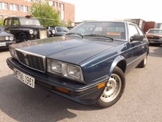 Maserati Bi-Turbo 1985