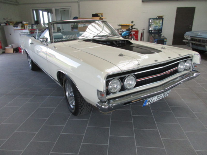 1968 Ford Torino is listed Sold on ClassicDigest in