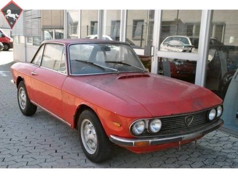 Lancia Fulvia 1974