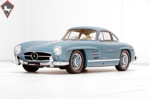 Mercedes-Benz 300SL Gullwing 1956