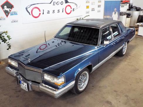 Cadillac Fleetwood 1991