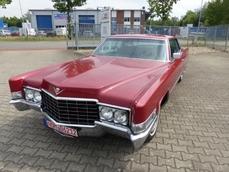 Cadillac De Ville 1969