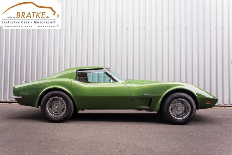 1973 corvette c3 is listed zu verkaufen on classicdigest. Black Bedroom Furniture Sets. Home Design Ideas