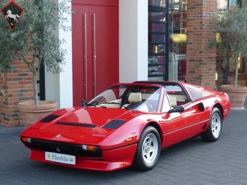 Ferrari 208 GTS Turbo 1985