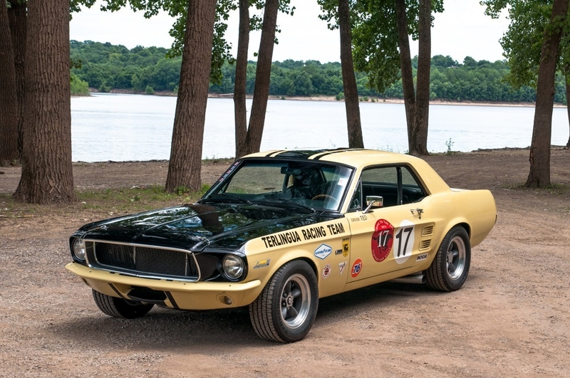 1967 Ford Mustang is listed Såld on ClassicDigest in Fenton