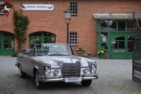 Mercedes-Benz 300SE Cabriolet w112 1965