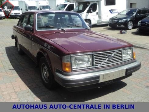 Volvo 244 1980