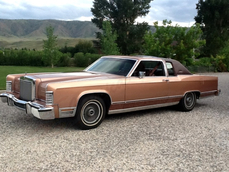 Lincoln Continental Mark IV 1978