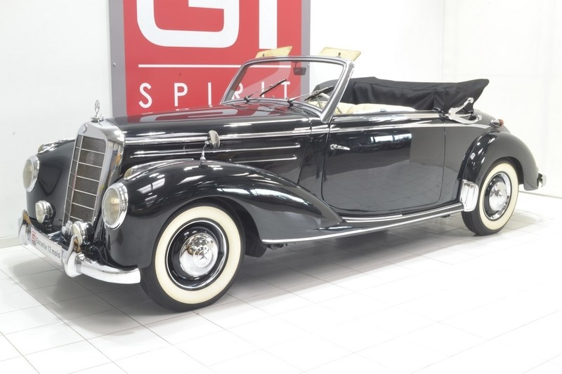 1951 Mercedes Benz 220 W187 Is Listed Sold On